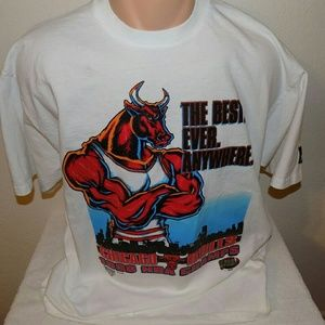 Vintage Starter Chicago Bulls Championship T-shirt